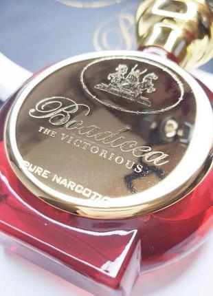 Парфюмированная вода the victorious pure narcotic унисекс 100 мл (original quality)