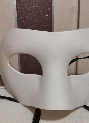 Венецианская маска заготовка
