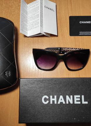 🕶️ солнцезащитные очки chanel