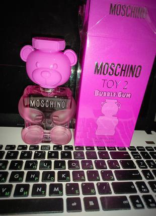 "Moschino toy 2 ""bubble gum"" распив оригинал"
