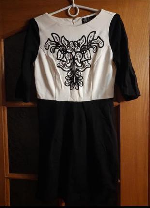 Сукня гарна на осiнь довгий рукав/ красивое платье на осень