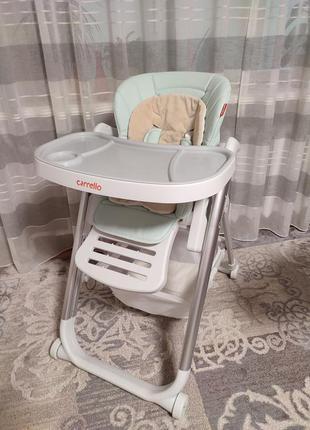 Кресло для кормления/стул carrello concord