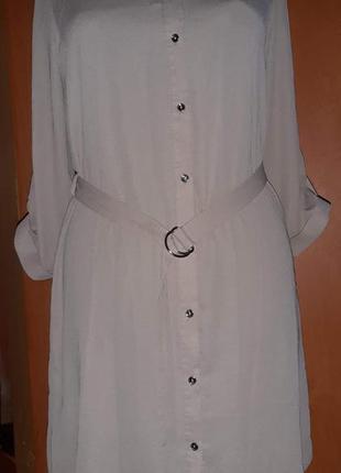 Туника-рубашка женская