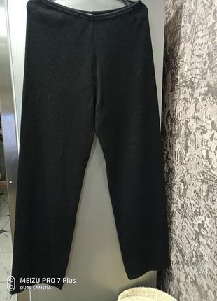 Брюки, штаны мериносовая шерсть clenfield италия