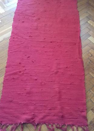 Красная дорожка на пол