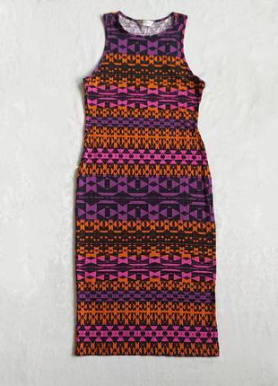 Платье сарафан miss selfridge