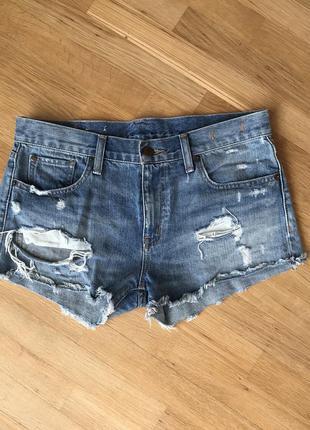 Ralph lauren джинсовые шорты 27