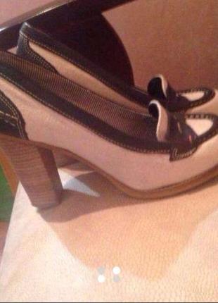 Крутые туфли tommy hilfiger