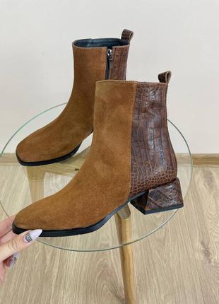 Осінні черевички ❤️натуральні