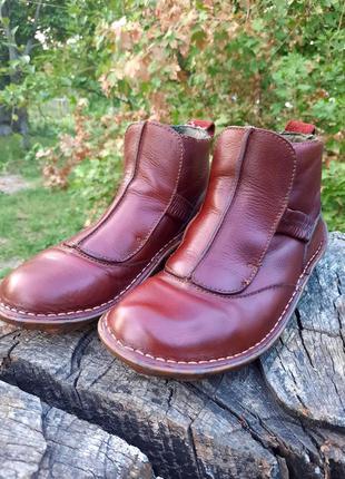 37 el naturalista. кожаные ботинки