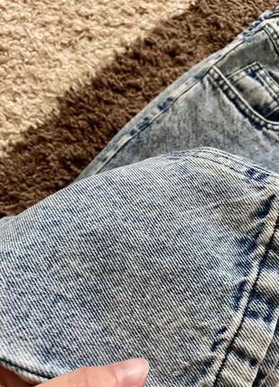 Джинсовые штаны xs / джинсы xxs2 фото