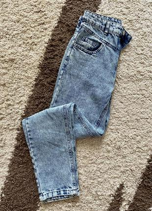 Джинсовые штаны xs / джинсы xxs1 фото