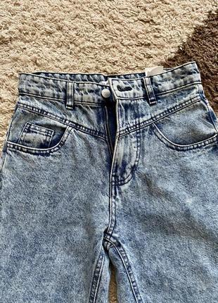 Джинсовые штаны xs / джинсы xxs3 фото