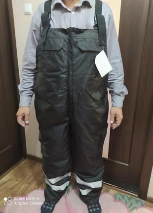Полукомбинезон рабочий, строительный pro work