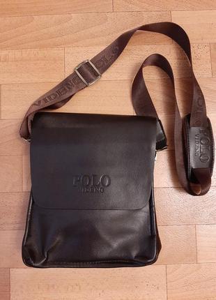 Polo мессенджер, сумка
