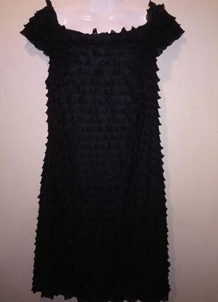 """🌺🌿 🍃 нарядное платье р.48 """"boticque""""🌺 🌿 🍃"""