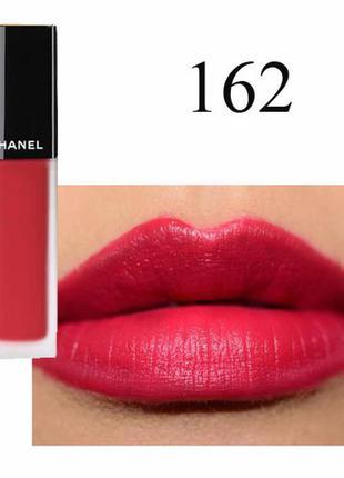 Уценка - chanel rouge allure ink- 162 - жидкая матовая помада