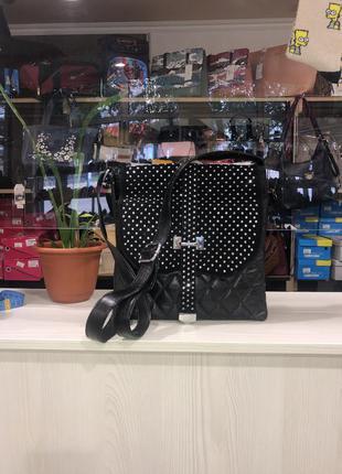 Классная базовая сумка через плече
