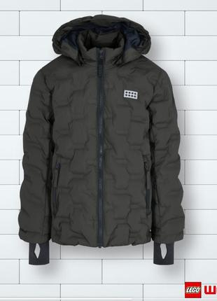 Зимняя курточка lego wear p.104
