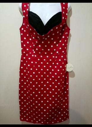 🌺 🌿 🍃 стильное платье р.48 стрейч 🍃🌿🌺