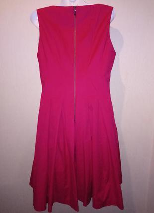 🌺 🌿 🍃 нарядное платье малиновый цвет р.50 🍃 🌺 🌿