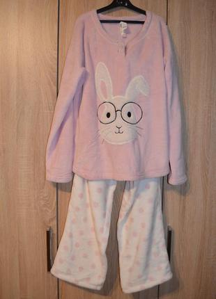 Тепла зимова піжама / теплая зимняя пижама