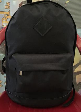 Черный рюкзак,большой городской рюкзак