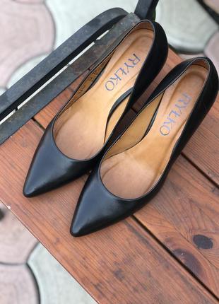 Туфли rylko