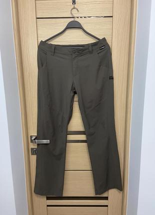 Jack wolfskin чоловічі оригінальні трекінгові штани
