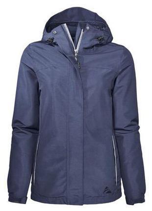 Куртка, трекинговая, ветро, влагостойкая, м 38 euro, crivit, германия