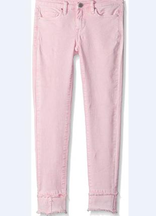 Актуальные джинсы pinky skinny от blanc nyc на девочку 8-10 и 12-14 лет