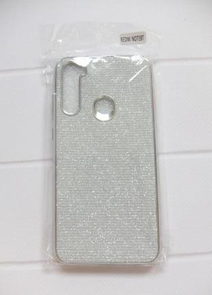 Чехол накладка бампер для xiaomi redmi note 8t