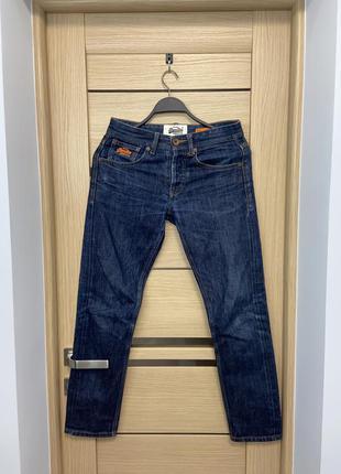 Superdry чоловічі оригінальні джинсові штани