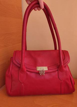Кожаная сумка bailey&quinn london