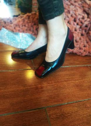 Винтаж: обувь винтажная: туфли женские премиум! pin di servas швейцария
