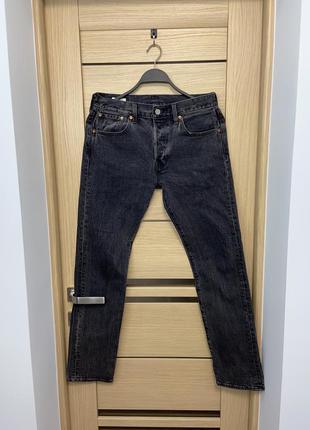 Levi's чоловічі оригнальні джинси темного кольору