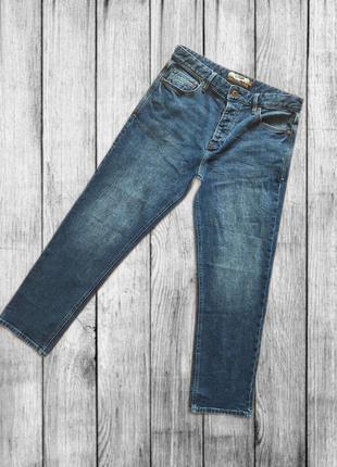 Мужские джинсы свободного кроя
