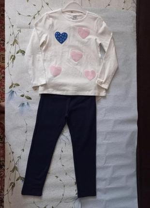 Костюм ovs кофта и штаны плотный хлопковый 5 лет (110 см)