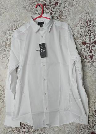 Рубашка h&m, l. новая