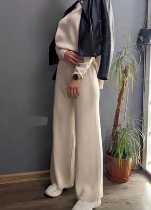 Женский костюм, костюм с брюками, костюм двойка, спортивный костюм,
