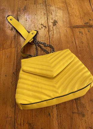 Новая сумка с дефектом