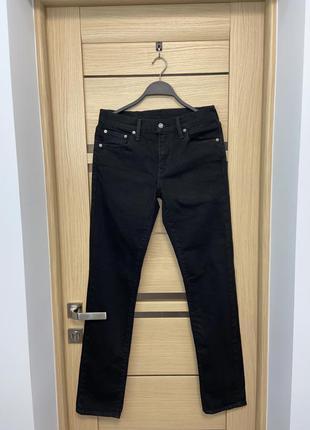 Levi's чоловічі оригінальні джинси у насиченому кольорі
