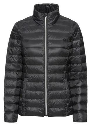 Базовая термо куртка, наполнитель пух, деми, s 36 euro, esmara, германия