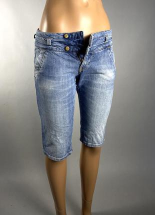 Шорты джинсовые lee cooper, стильные