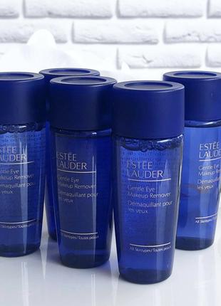 Мягкое средство для снятия макияжа с глаз, estee lauder, gentle eye makeup remover