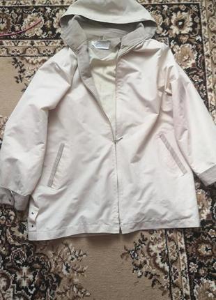Курточка ветровка размер батал 56-60 размера