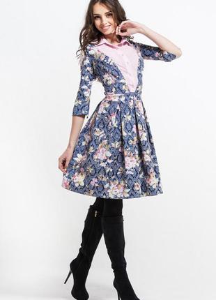 Идеальное  платье размер s на праздник и на каждый день от украинского производителя