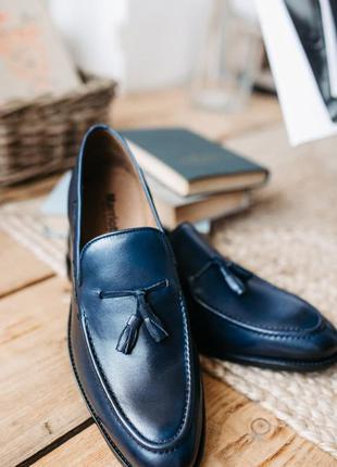 Мужские кожаные туфли 📌