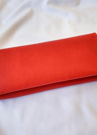 Женский кожаный кошелёк stedley жасмин ручной работы