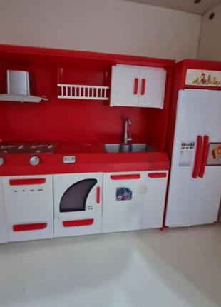 Кухня для домика барби